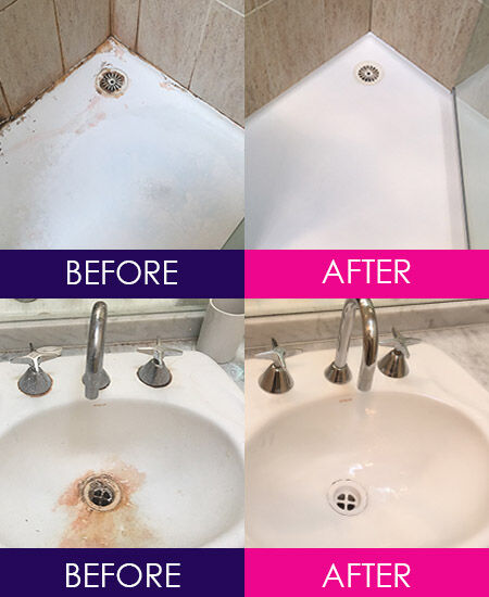Ballarat Vacate Cleaners - Before and After